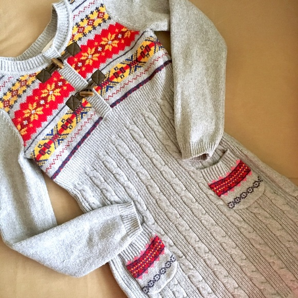 77% off Hanna Andersson Other - 💰SOLD💰Hanna Andersson Fair Isle ...