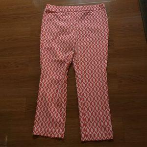 Vintage ankle pants! Slim fit has stretch!
