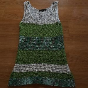 Vintage Tops - Vintage sleeveless sweater