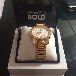 Movado Bold unisex watch