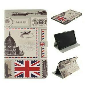 Accessories - British Vintage Print iPad Mini 4 Case