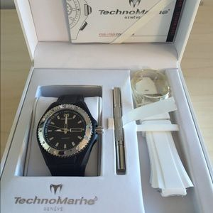 Technomarine Jewelry - TechnoMarine Geneve Watch