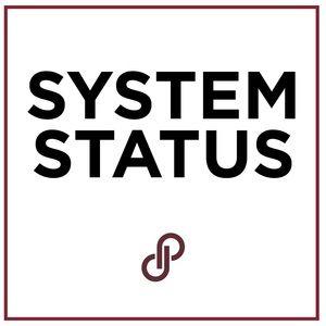 Poshmark System Status