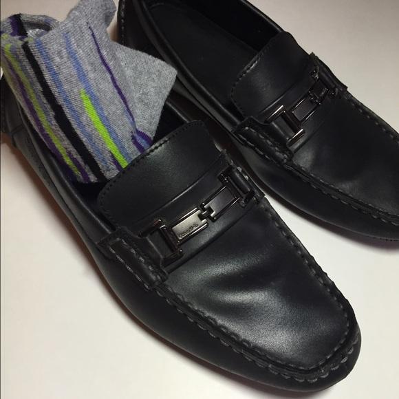 ffd18b9208d Calvin Klein Other - Calvin Klein Magnus Dress driving Loafer