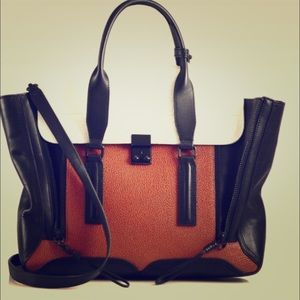 NWOT 3.1 Phillip Lim large Pashli satchel