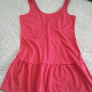 Old navy pink dress.