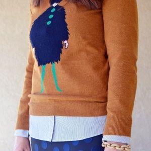 J.Crew la Parisienne sweater