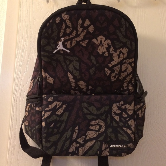 Jordan Backpack Toddler Preschool Camo Bag 743d06b44522f