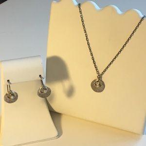 Silpada Jewelry - Authentic Silpada Necklace & Earring Set