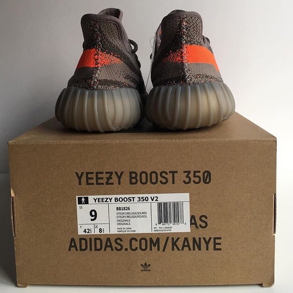 Kanye Air YEEZY BOOST 350 V2 BY1605 MEN RUNNING SHOE for