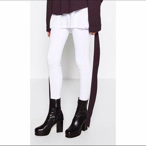 Zara Pants - Zara Basics Skinny Mid-Ride Trousers