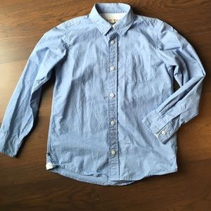 Alex Mill Other - Alex Mill boys chambray button down shirt
