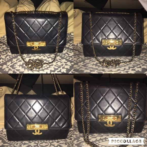89dfad8c39943e CHANEL Bags | Sold On Tradesy Medium Golden Class | Poshmark