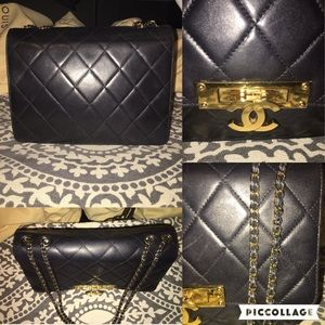 f36864c199ef CHANEL Bags - ***SOLD ON TRADESY*** Chanel Medium Golden Class