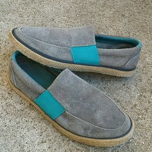Sperry Other - Sperry Top-Sider Leather suede