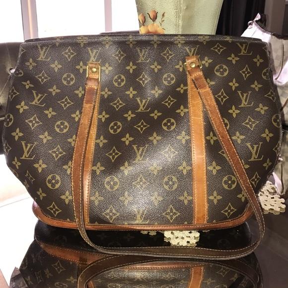 536044e32828 Louis Vuitton Handbags - AUTHENTIC LOUIS VUITTON Babylone vintage bag