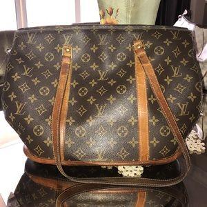 AUTHENTIC LOUIS VUITTON Babylone vintage bag