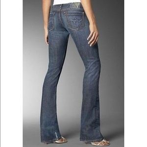 Goldsign Denim - Straight leg GoldSign Jeans