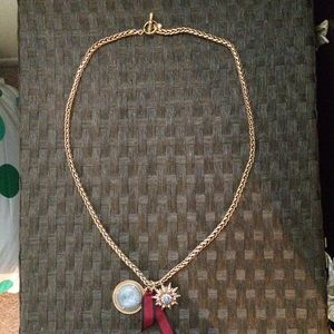 J. Crew chain link necklace