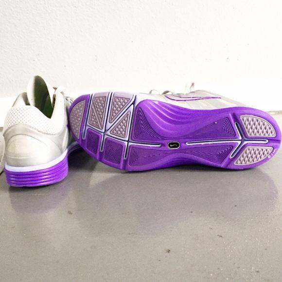 nike fitsole lunarlon high top kds shoes