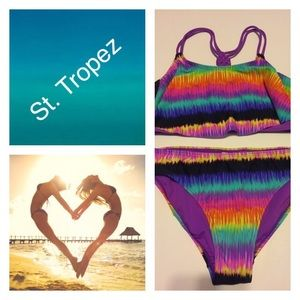 St. Tropez Other - ST. TROPEZ Beautiful girls two piece swimsuit