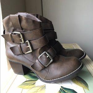 Kensie Girl Shoes - Kensie Girl, western boots , EUC