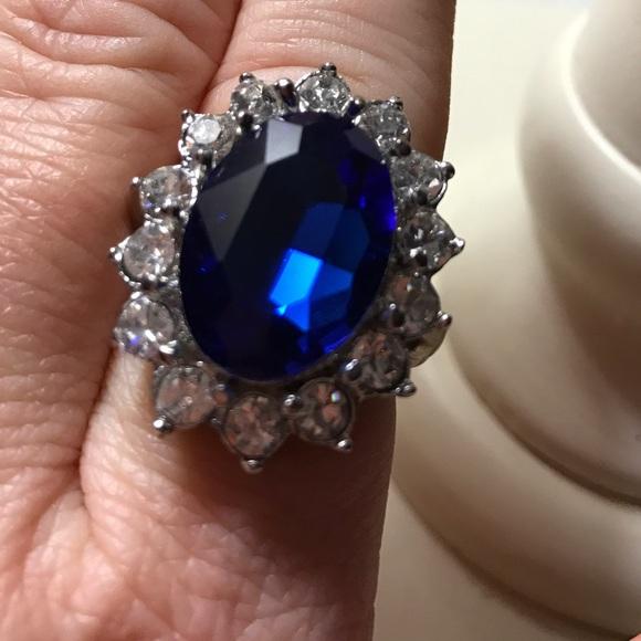 Jewelry Franklin Mint Princess Diana Replica Ring Poshmark
