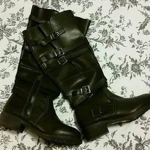 Torrid brown boots
