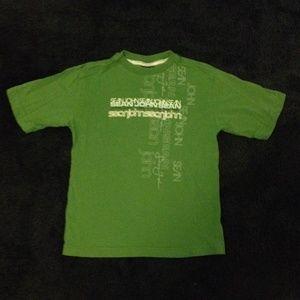 Sean John Other - Green boy's Sean John short sleeve shirt XL (7X)