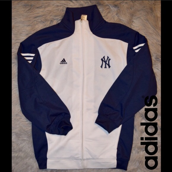 Adidas Other - Youth New York Yankees Adidas Jacket 15173713d69