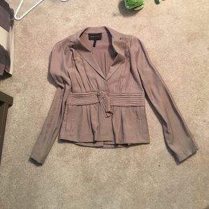 BCBG Jackets & Blazers - Tan blazer
