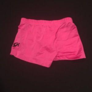 Gymnastic shorts