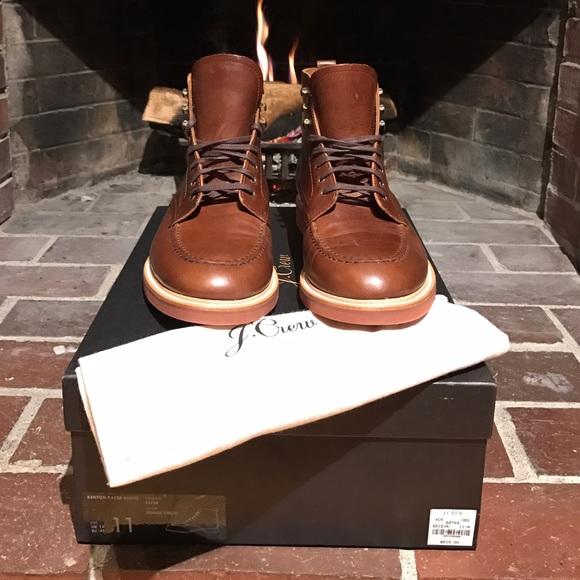 e66b1eab971 Brand New J. Crew Kenton Pacer Boots size 11
