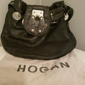 Hogan Handbags - Hogan Large Bucket style handbag ( Guitar style)