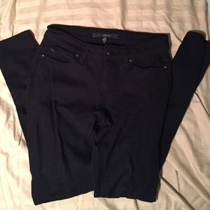 Joe's ponte black pants