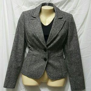 Express Tweed Blazer Size 4
