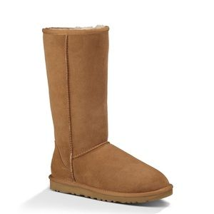 UGG Classic Tall Boots in Chesnut