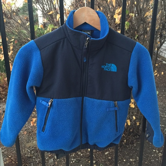 66cd36ce4 NorthFace Boys Denali Fleece Jacket, Style AQGB