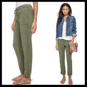 SOLD 💛 splendid // wilder jogger pants • green
