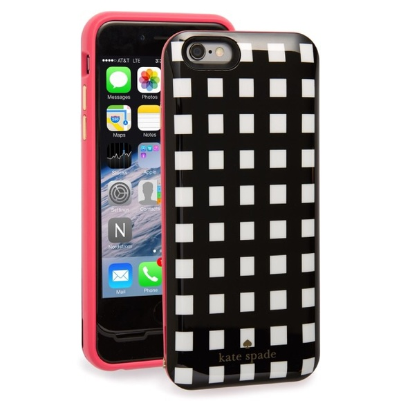 buy online e6b4a e76f3 KATE SPADE PHONE CHARGER CASE
