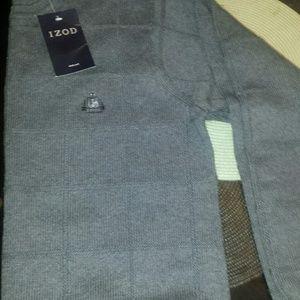 Izod Other - NWT - Izod Windowpane Men's Sweater