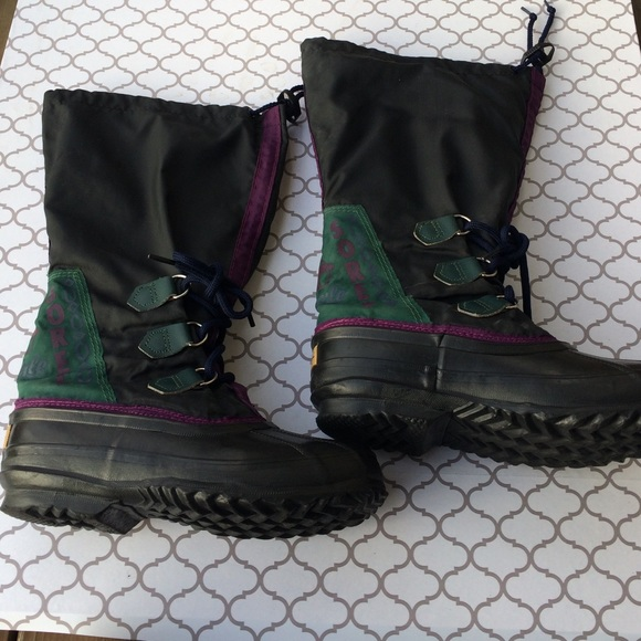 best service excellent quality details for Sorel boots 5 freestyle