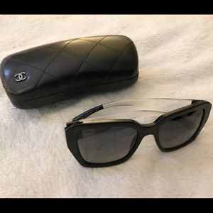 RESERVED. Chanel polarized sunglasses