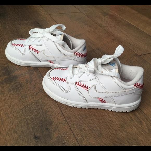 baseball low nike sneakers for women