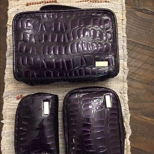 Stephanie Johnson Leather Case Trio