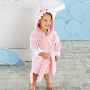 Baby Aspen Other - Baby Aspen Pink Shark Robe