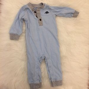 Carter's Other - Carter's Cuffed Jersey Jumpsuit