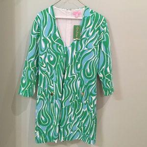 Lilly Pulitzer Dress. NWT. Size L