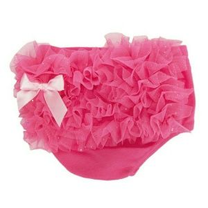 Popatu Other - Adorable ruffle bum diaper cover