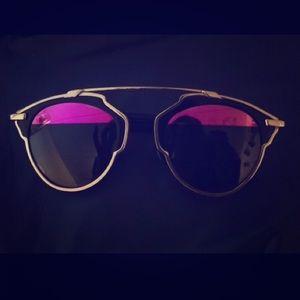 Dior so real custom sunglasses